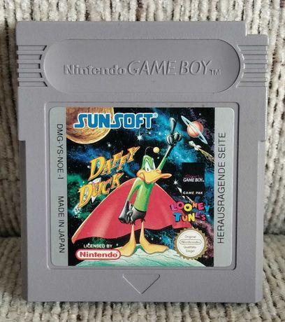 Nintendo GameBoy GB - gra Daffy Duck Looney Tunes