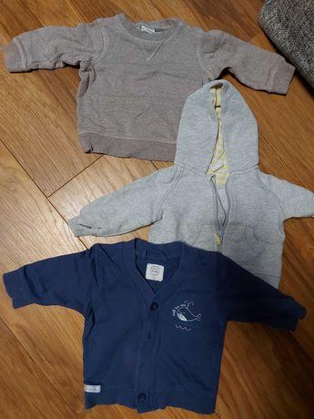 Chlopiec 62 dresy bluza bluzka zestawHM cool club paka