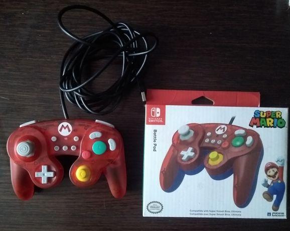 Gamecube kontroler do Nintendo Switch