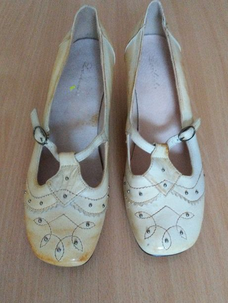 buty, półbuty, czółenka, rozmiar 40