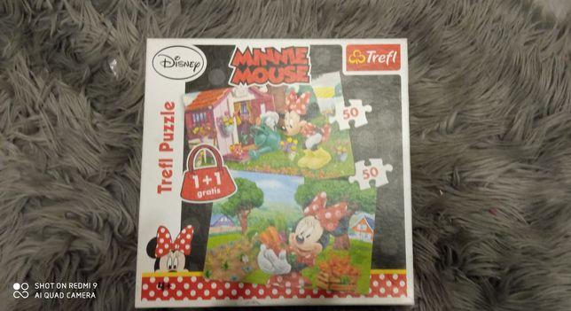 Puzzle Minnie Mouse