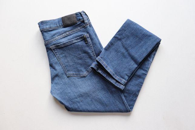 Damskie spodnie jeansy Big Star Demi 525 W29 L32 Skinny jak nowe slim