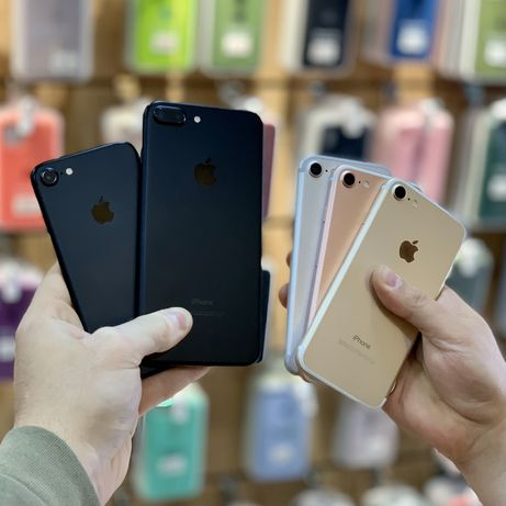 iPhone 7 / 7 Plus 32/128/256Gb Neverlock Black/Silver/Gold/Rose