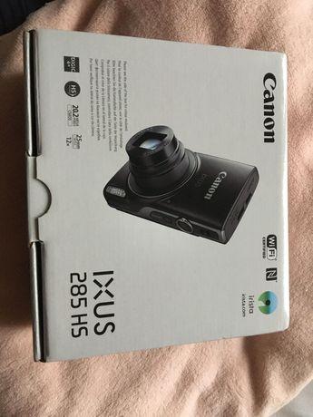 Sprzedam nowy nieużywany aparat Canon IXUS 285 HS