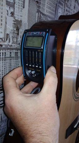 Equalizador eletrocústico LC-5