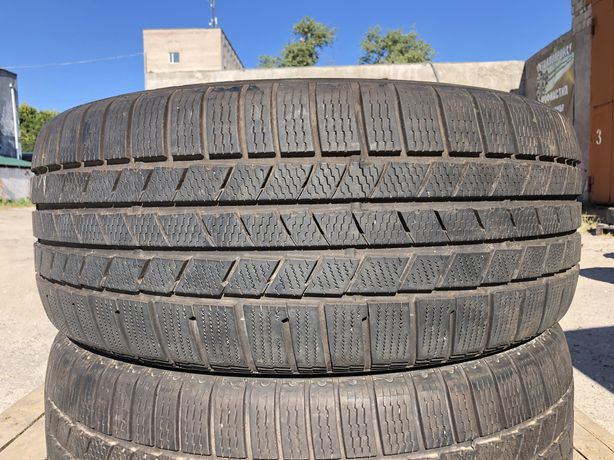 275/40 r22 Резина зимняя Continental CrossContactWinter