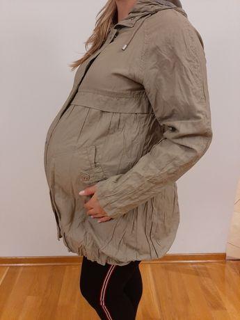 Przejściowy płaszczyk ciążowy rozmiar 42