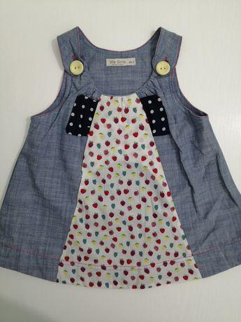 Детское платье. Есть несколько размеров