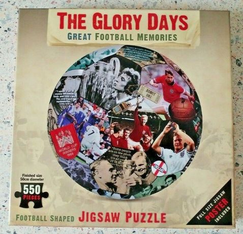 Puzzle Football 550
