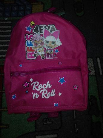 Plecak Lol do przedszkola