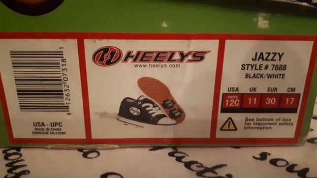 Sapatilhas Heelys com rodas