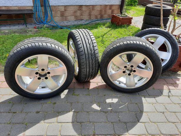 Alufelgi Mercedes klasy c avangarde + opony letnie