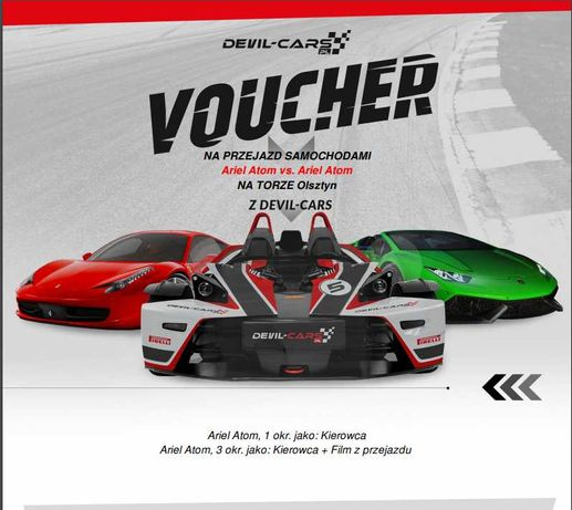 Voucher Devil-Cars