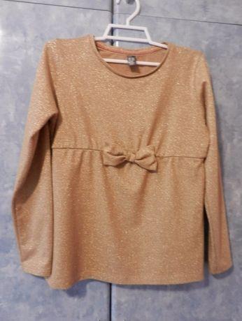 Золотистый свитерок