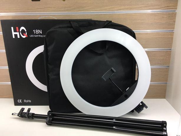 Кольцевая лампа 45 см HQ-18, ГАРАНТИЯ 12 мес