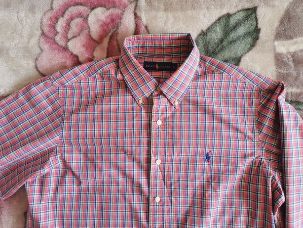 Мужская рубашка, сорочка Ralph Lauren