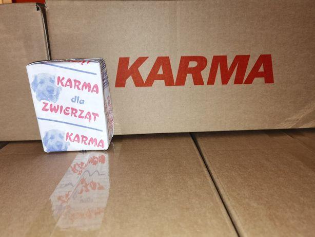 Karma drobiowa dla psów i kotów mrożona mięsna PRODUCENT