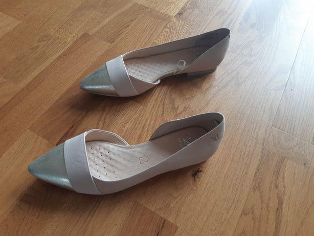 Sandały  Baleriny Caprice Baleriny
