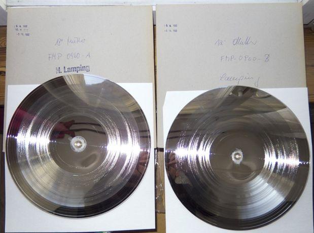 Peter Kowald ~ Barry Guy ~ FREE JAZZ ~ 1982 FMP ~ metalowe płyty MATKI