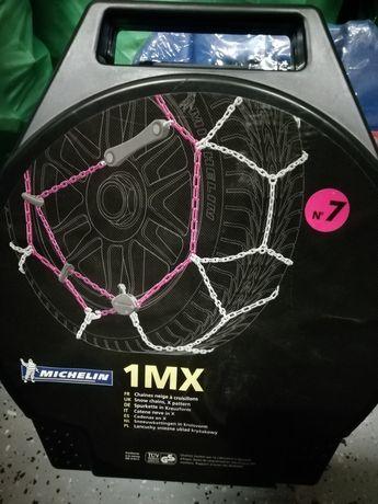 Nowe łańcuchy Michelin MX1 No. 7