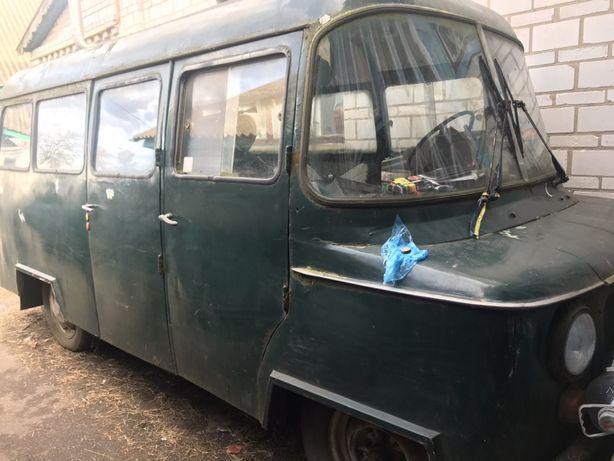 Nysa микроавтобус