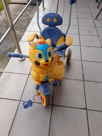 Rowerek plastikowy dla dziecka!