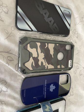 capas peliculas de vidro para iphone 7 plus e 8 plus e xr e x