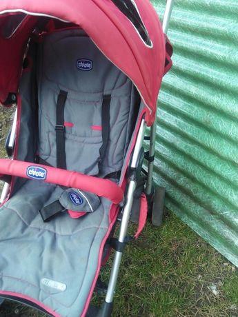 chicco Multiway- функциональна детская коляска