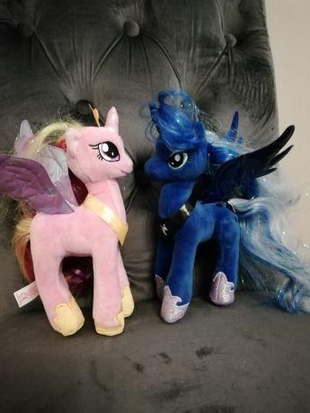 Kucyk pony maskotka zestaw
