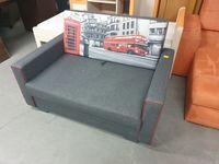 Sofa Rozkładana z Grafiką