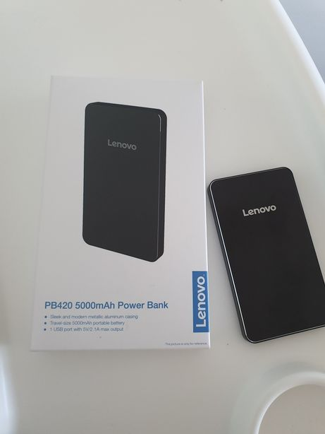 Vendo powerbank Lenovo 5000mAh