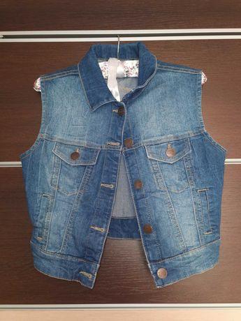 Kamizelka jeansowa C&A rozmiar M
