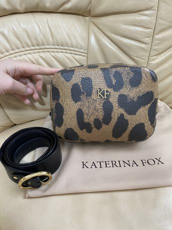 Поясная сумка Катарина Фокс Katerina Fox