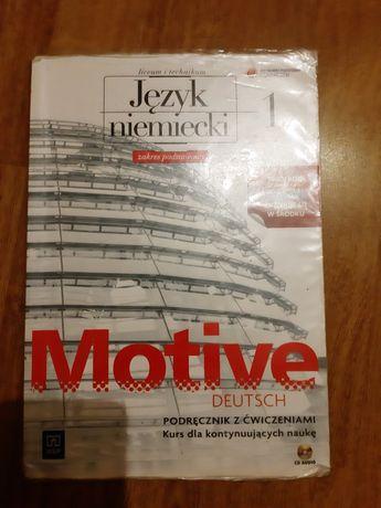 Sprzedam książkę do niemieckiego motive