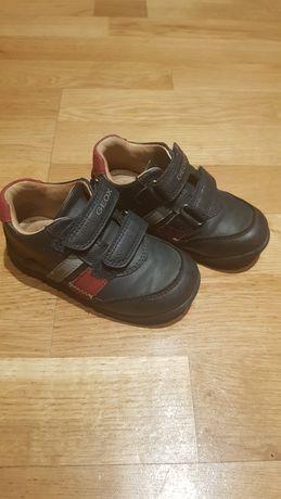 Buty chłopięce dziecięce wiosenne trzewiki GEOX AW20-OBB05C