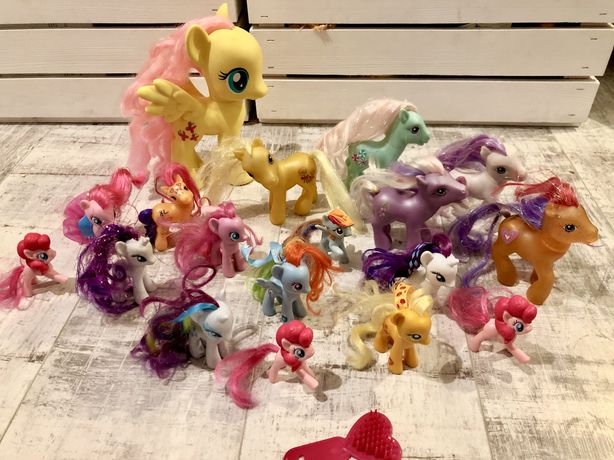 Zestaw KUCYKI My Little Pony Hasbro