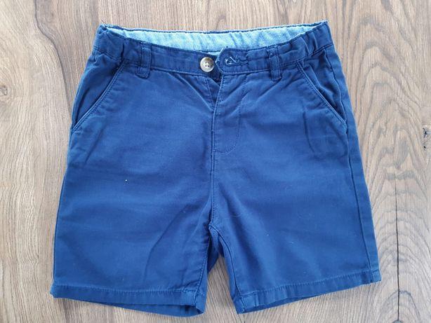 Spodnie ZARA chłopięce rozmiar 104 krótkie długie jeans 3 sztuki