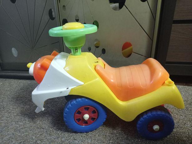 Машина каталка машинка