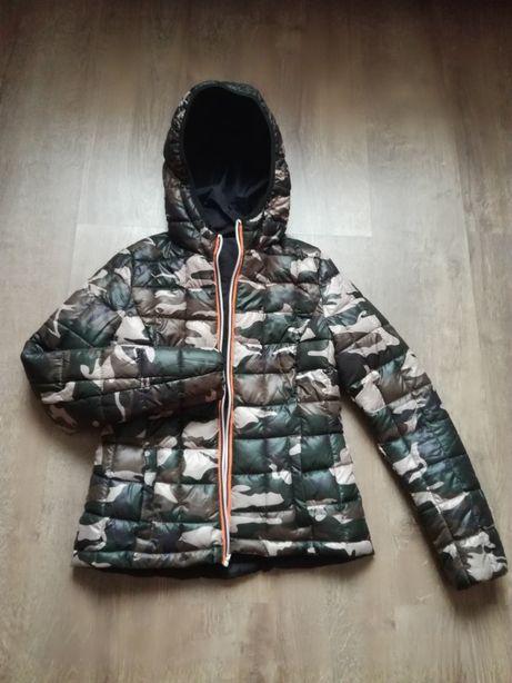 Двухсторонняя зимняя куртка Monte Cervino