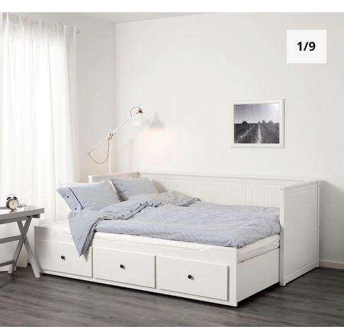 Cama Ikea HEMMES