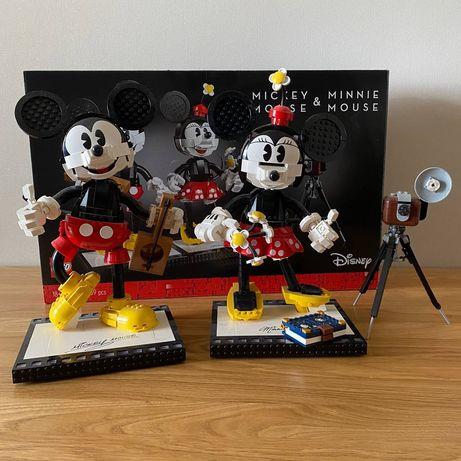 LEGO Mickey & Minnie Mouse 43179