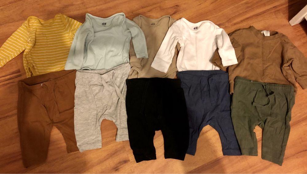 Ubranka dla chłopca H&M rozmiar 56 Szprotawa - image 1