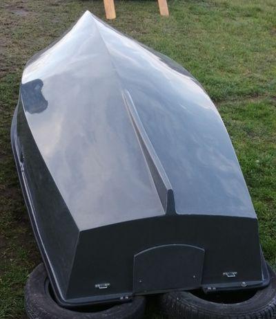 Łódka wioslowo-motorowa ( mozliwy transport)