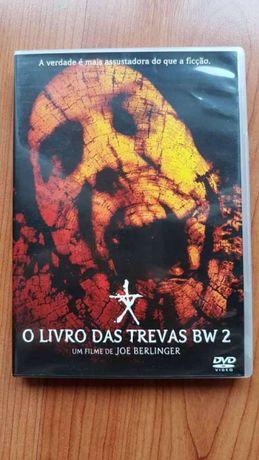 DVD - O Livro das Trevas BW2
