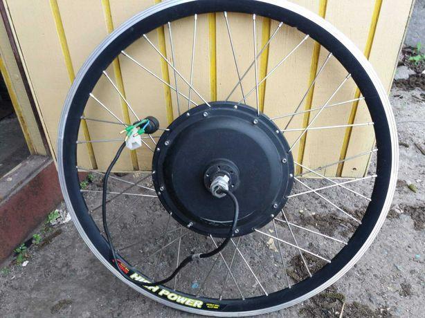 Мотор колесо для велосипеда 600W