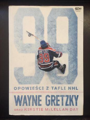Opowieści z tafli NHL Wayne Gretzky