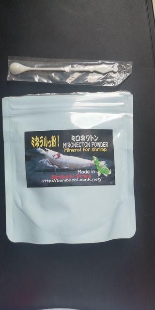 Mironecton Powder 50g Mineral for Shrimp krewetki minerały