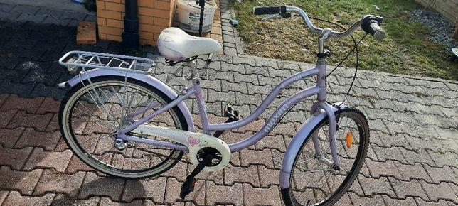 rower maxim 4.6 mlodziezowy fioletowy 24