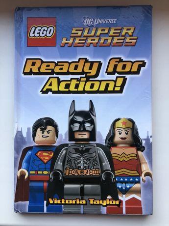Книга Lego Super Heroes