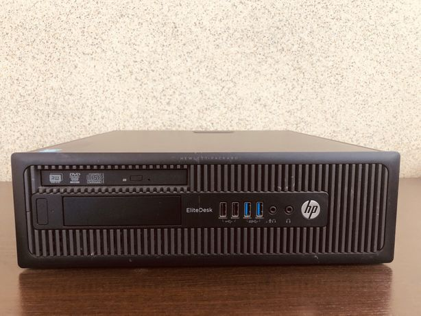 Системний блок HP EliteDesk 600 G1 SFF I5-4590/4gb/0hdd